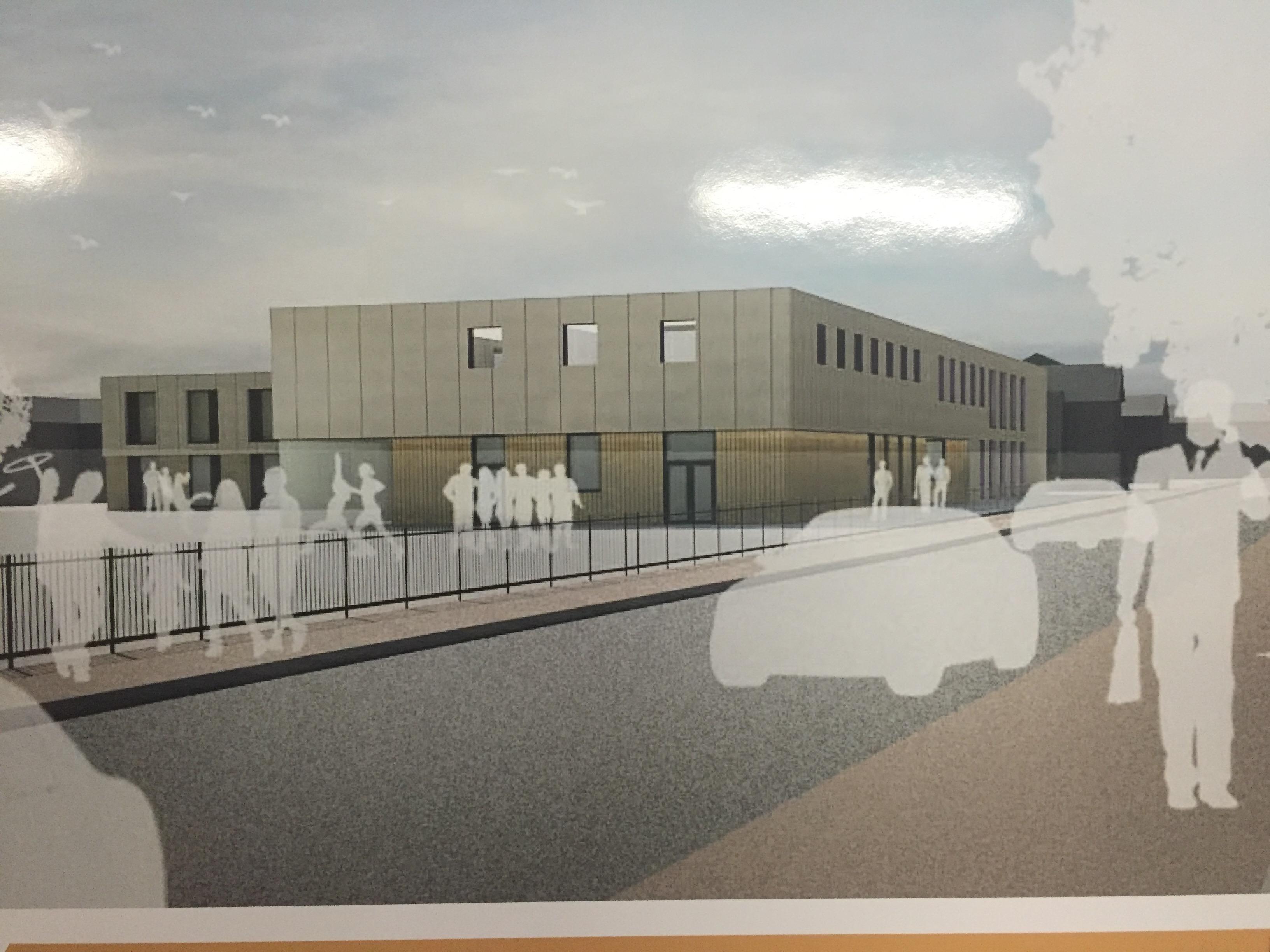 Selwyn school details of planning application