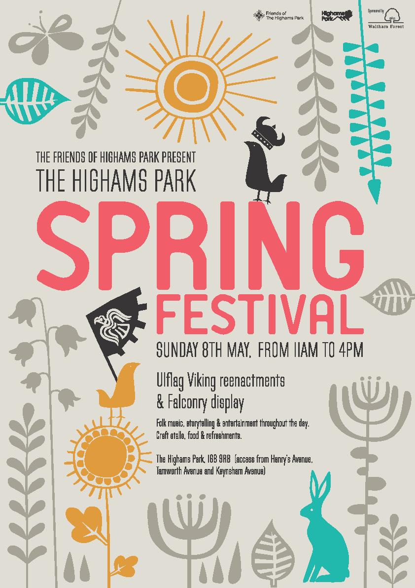 The Highams Park Plan The Highams Park Spring Festival