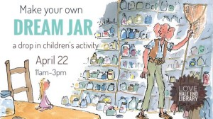 Childrens Crafting - Dream Jars