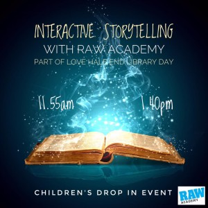Interactive Story Telling With Raw Academy