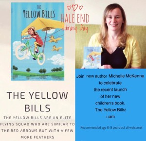 Michelle MckEnna Author & Storytelling