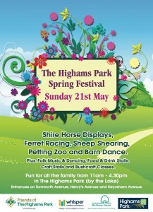 The Highams Park Spring Festival