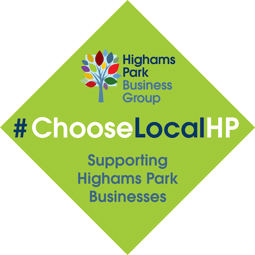 Choose Local Highams Park business group membership