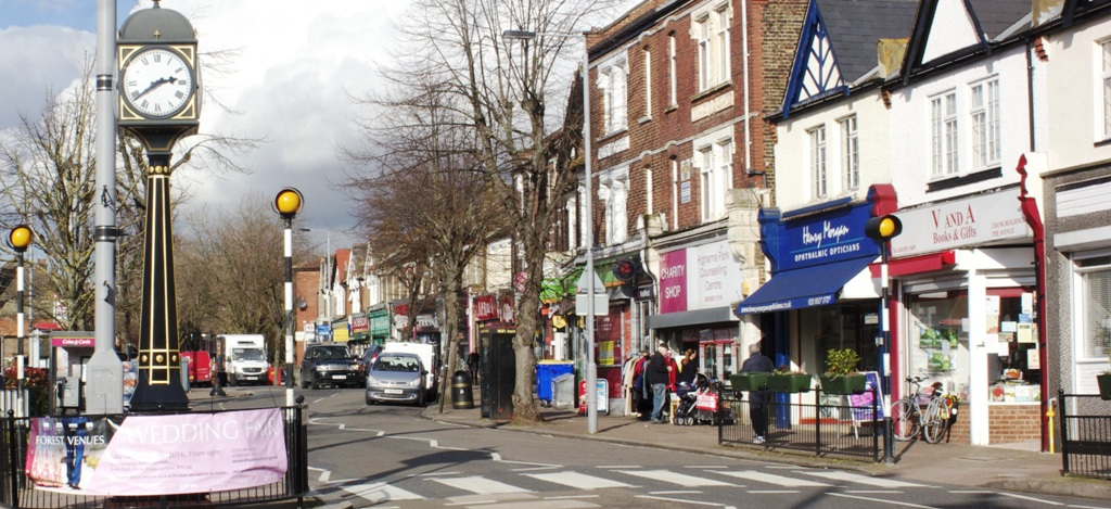 Application form to join Highams Park Business Group